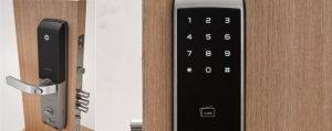 Yale Dijital Monoblok Şifreli Ev Tipi Akıllı Kilit