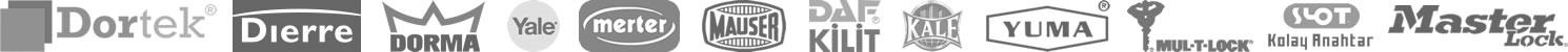 dikmen-cilingir-anahtarci-calistiğimiz markalar